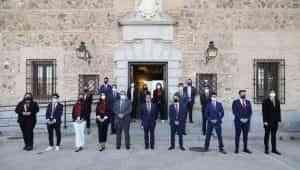 Bellido inaugura la final de la Liga de Debate Universitario de la UCLM