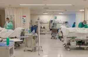 Castilla-La Mancha presenta el menor número de hospitalizados por COVID-19 en lo que llevamos de año