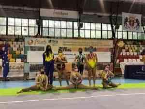 Campeonato de España de Gimnasia Rítmica para personas con discapacidad será en Cuenca en 2022