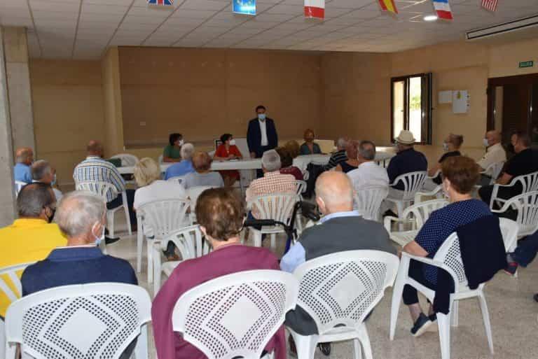 Proyecto de desarrollo de redes de abastecimiento de agua en Villar de Cantos de la Diputación de Cuenca
