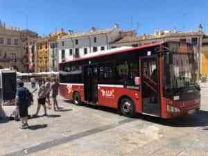 Servicio de lanzaderas al Casco Antiguo de Cuenca se amplía hasta el 21 de septiembre