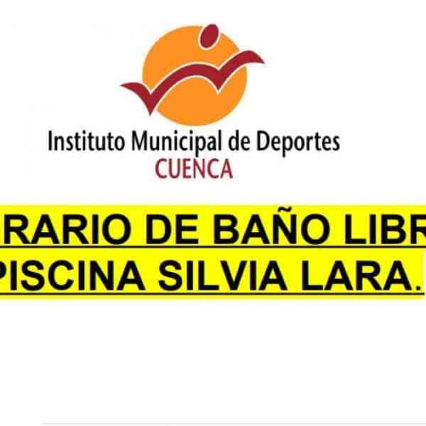 Mañana 13 de octubre a las 8:00 se abrirá la Piscina Cubierta Silvia Lara en Cuenca